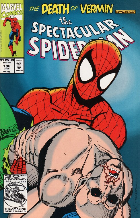 Peter Parker the Spectacular Spiderman #196