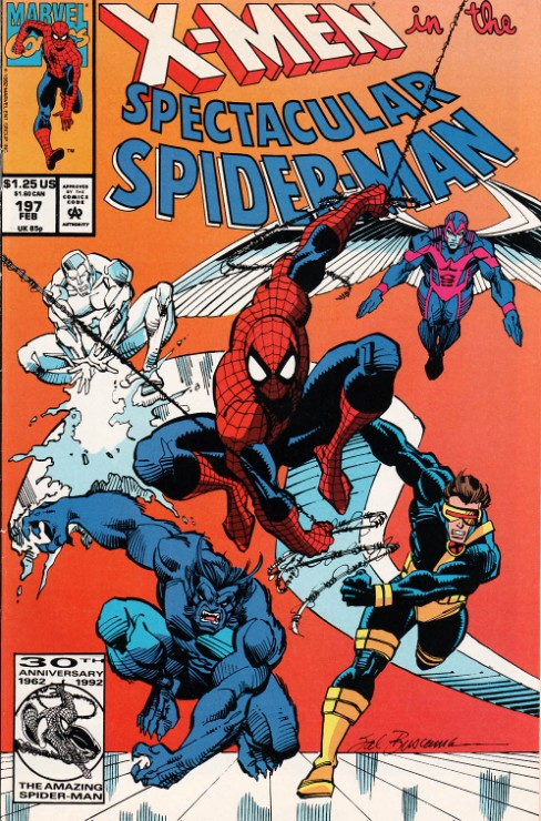 Peter Parker the Spectacular Spiderman #197