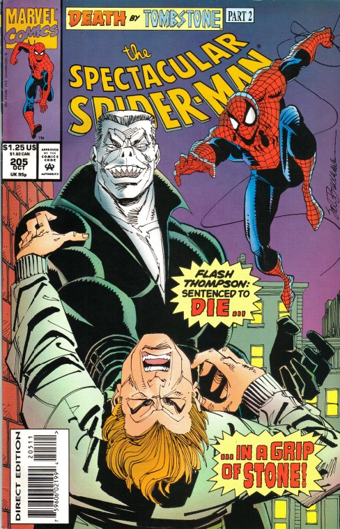Peter Parker the Spectacular Spiderman #205