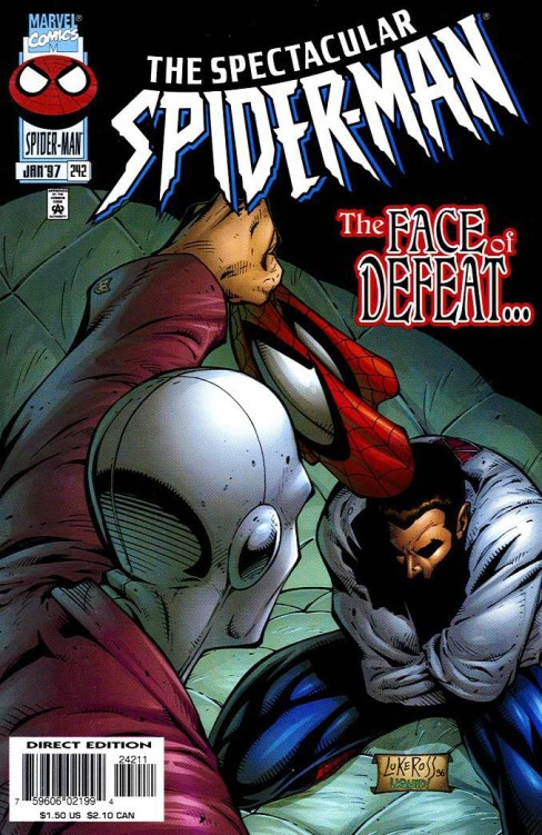 Peter Parker the Spectacular Spiderman #242