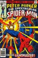 Peter Parker the Spectacular Spiderman #3