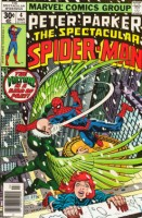 Peter Parker the Spectacular Spiderman #4