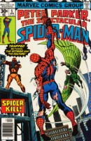 Peter Parker the Spectacular Spiderman #5