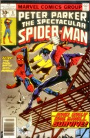Peter Parker the Spectacular Spiderman #8