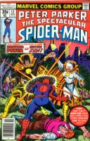 Peter Parker the Spectacular Spiderman #12
