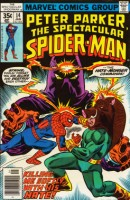 Peter Parker the Spectacular Spiderman #14