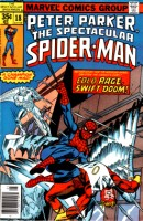 Peter Parker the Spectacular Spiderman #18