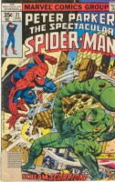 Peter Parker the Spectacular Spiderman #21