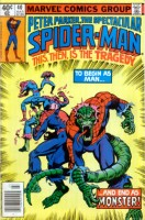 Peter Parker the Spectacular Spiderman #40