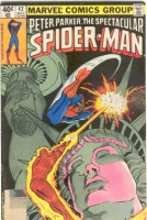 Peter Parker the Spectacular Spiderman #42