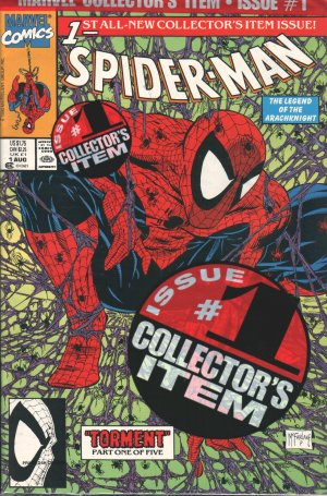 Spider-Man #1 Green Bagged