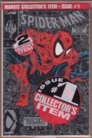 Spider-Man #1 Silver Bagged