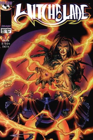 WitchBlade #32b - Variant